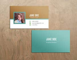#52 for Personal Business Cards - design for a professional investor af OlgaRadzikh
