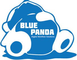 #2 para Design a Logo for new IT company - BLUE PANDA por fisher05