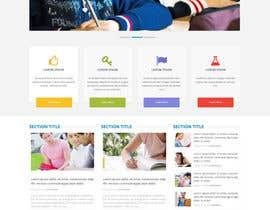Nro 5 kilpailuun I need a WordPress design with Arabic language content RTL and computability. käyttäjältä q7r000007