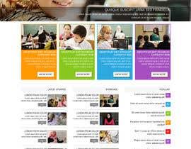 Nro 4 kilpailuun I need a WordPress design with Arabic language content RTL and computability. käyttäjältä webidea12