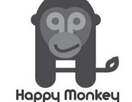 #5 untuk Design eines Logos for Company Happy Monkey oleh creativecorp