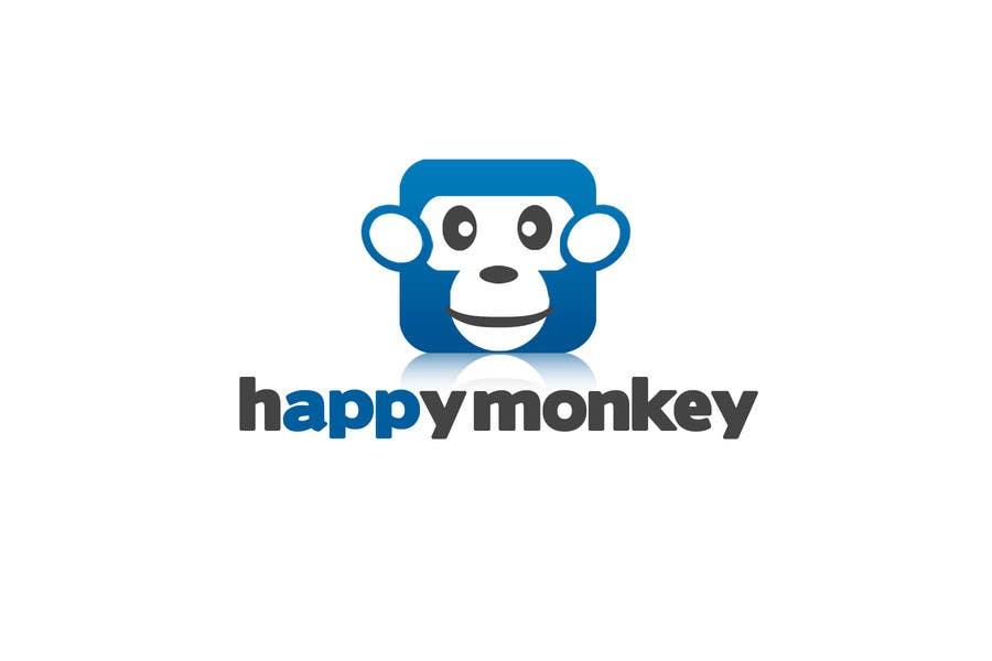 #81 for Design eines Logos for Company Happy Monkey by zetabyte