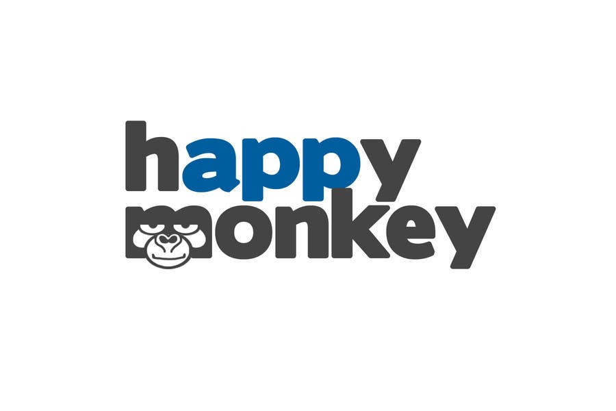 #170 for Design eines Logos for Company Happy Monkey by zetabyte