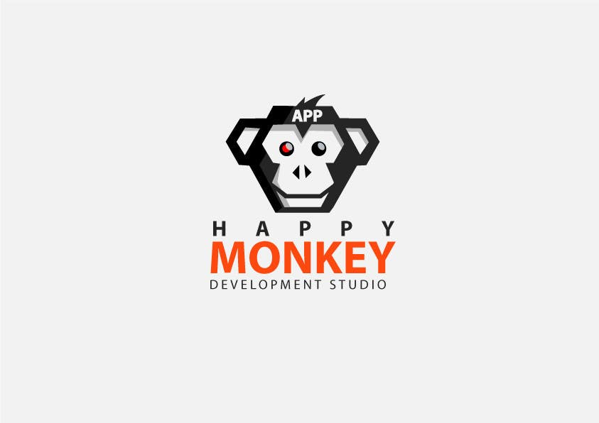 #174 for Design eines Logos for Company Happy Monkey by brandmaker2007
