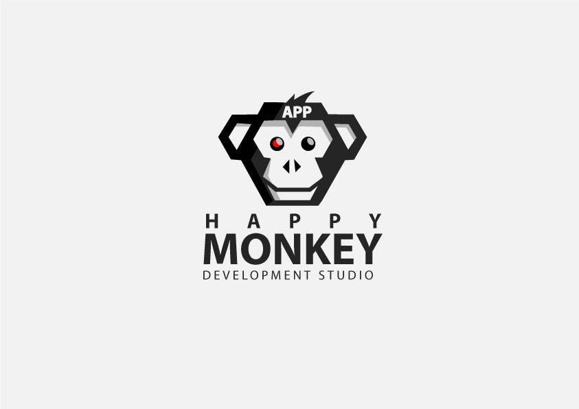 #175 for Design eines Logos for Company Happy Monkey by brandmaker2007