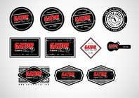 Graphic Design Kilpailutyö #10 kilpailuun Sticker Design For Music Industry
