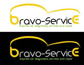 #15 for Design a Logo for Bravo-Service... an express car service garage chain in Bulgaria by bunakiddz