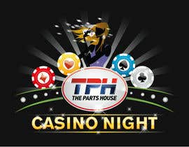 #71 cho Design a Las Vegas/Casino Night logo for an Open House bởi soulflash