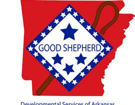#6 para Design a Logo for Good Shepherd Developmental Services of Arkansas por miskuljo