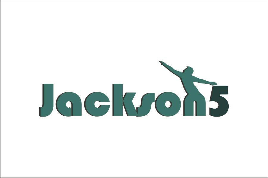Inscrição nº 346 do Concurso para Logo Design for Jackson5
