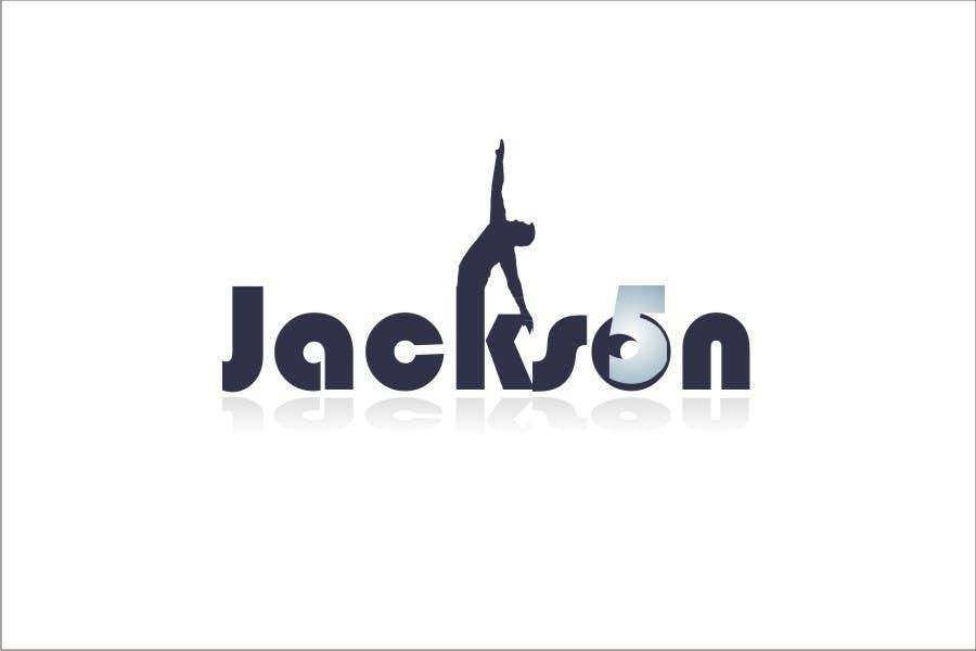 Inscrição nº 309 do Concurso para Logo Design for Jackson5
