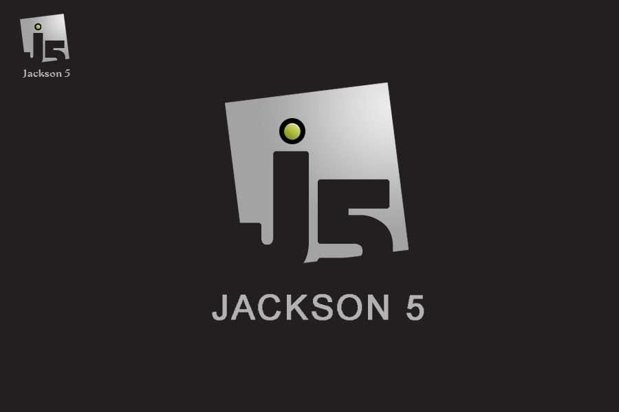 Inscrição nº 331 do Concurso para Logo Design for Jackson5