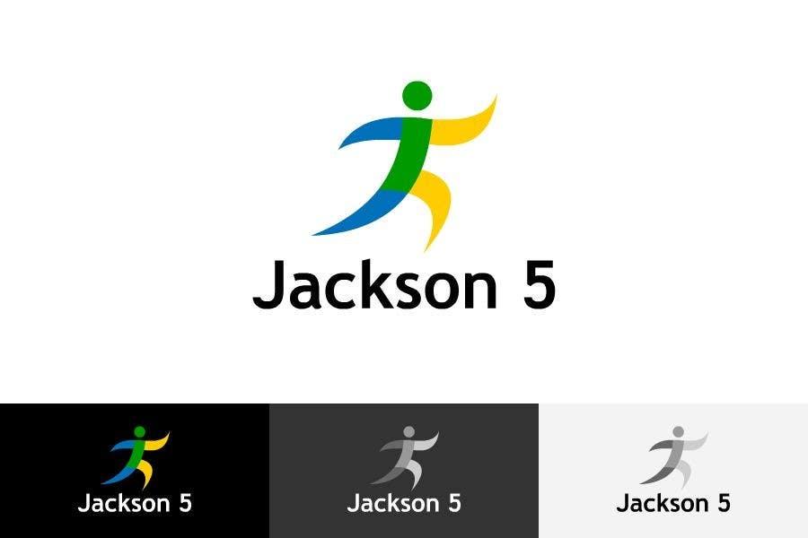 Inscrição nº 342 do Concurso para Logo Design for Jackson5