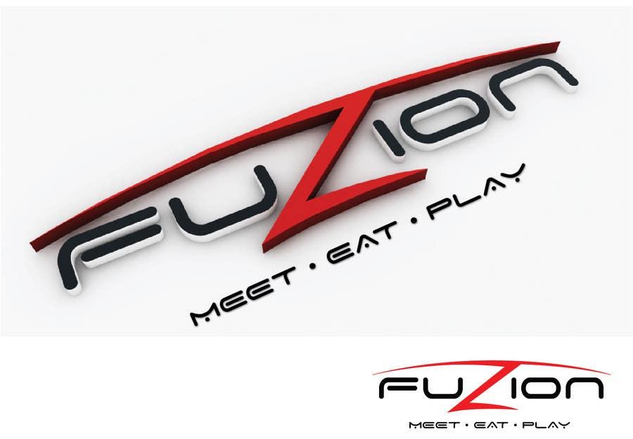 Contest Entry #140 for Logo Design for Fuzion