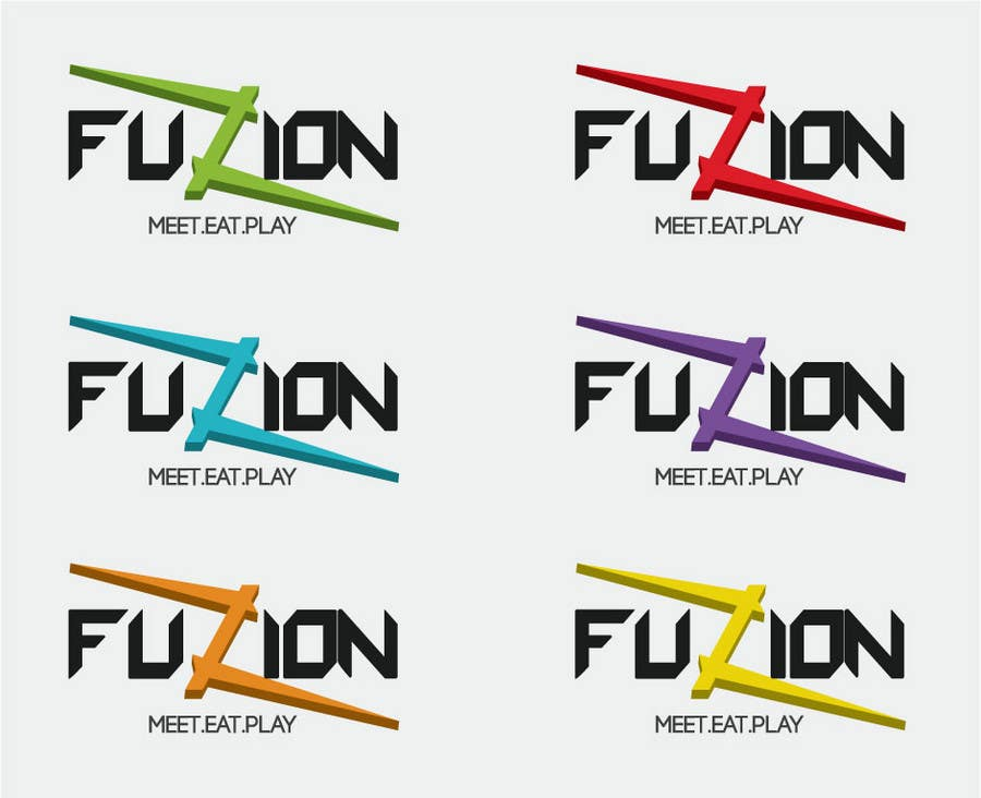 Contest Entry #445 for Logo Design for Fuzion