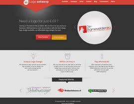 #3 para Creëer een Wordpress Template for logo design company por Pavithranmm