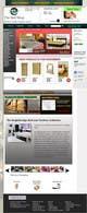 Миниатюра конкурсной заявки №63 для Website Design for The Bed Shop (Online Furniture Retailer)