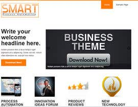 #45 for Design a Logo and Banner for www.smartprocessautomation.com by dreamstudios0