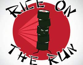 #28 para Rice On The Run logo design por VinJon