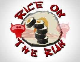 #26 para Rice On The Run logo design por bunakiddz