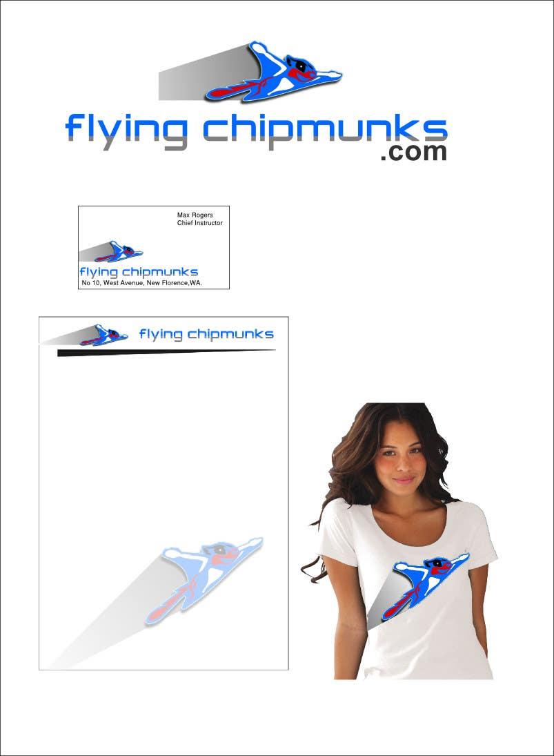 #140 for Design a Logo for skydive wingsuit site by ravisankarselvam