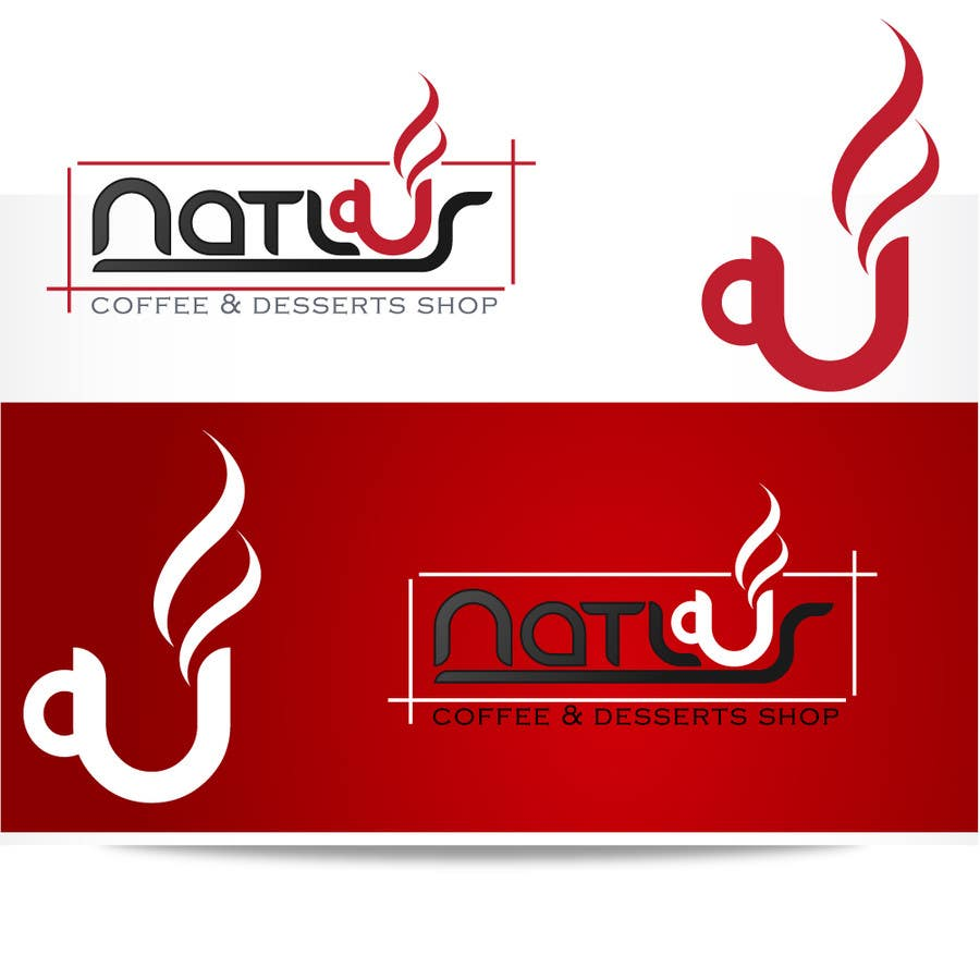 #105 for Design a logo & complete identity for NATLUS, by ninjapz