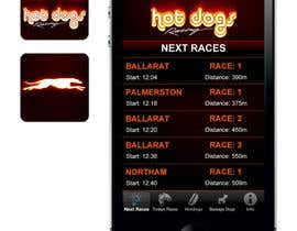 #9 untuk Graphic Design for Hotdogs racing oleh VictorNdoromo