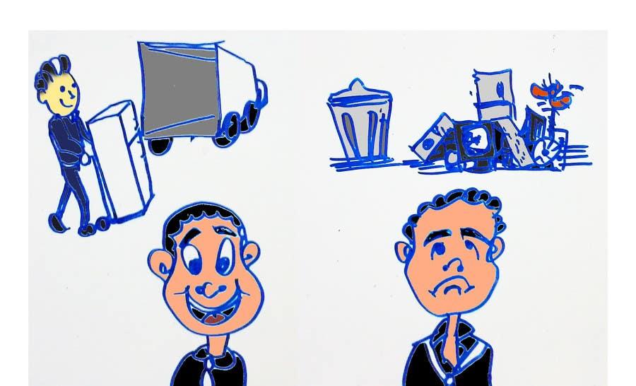 #23 for Quick Small cartoon by raycboston