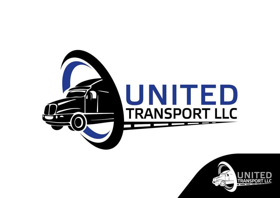 semitrucking company logo freelancer