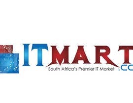 #30 for Design a logo for ITmart by speedpro02