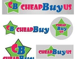 nº 4 pour Logo for CheapBy.Us par ben2ty
