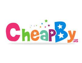 nº 6 pour Logo for CheapBy.Us par thecooldesigner