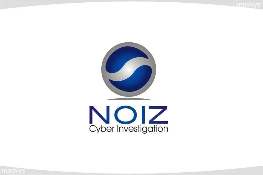 Contest Entry #                                        739                                      for                                         Logo Design for Noiz Cyber Investigation