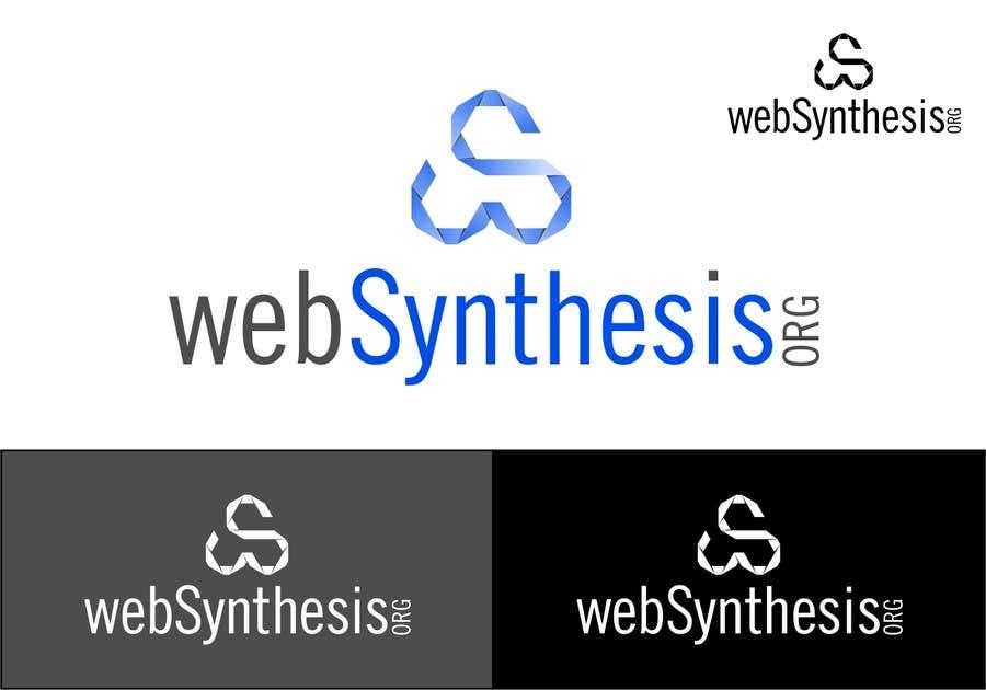 Bài tham dự cuộc thi #70 cho Logo for webSynthesis.org