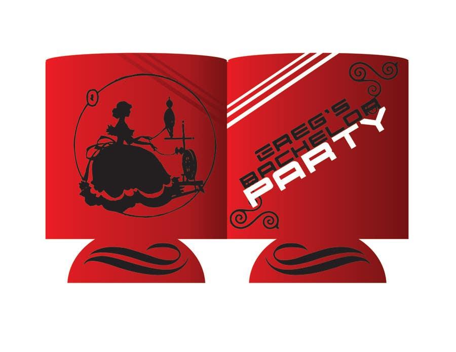 Inscrição nº 10 do Concurso para Design a logo for a bachelor party- needed ASAP!