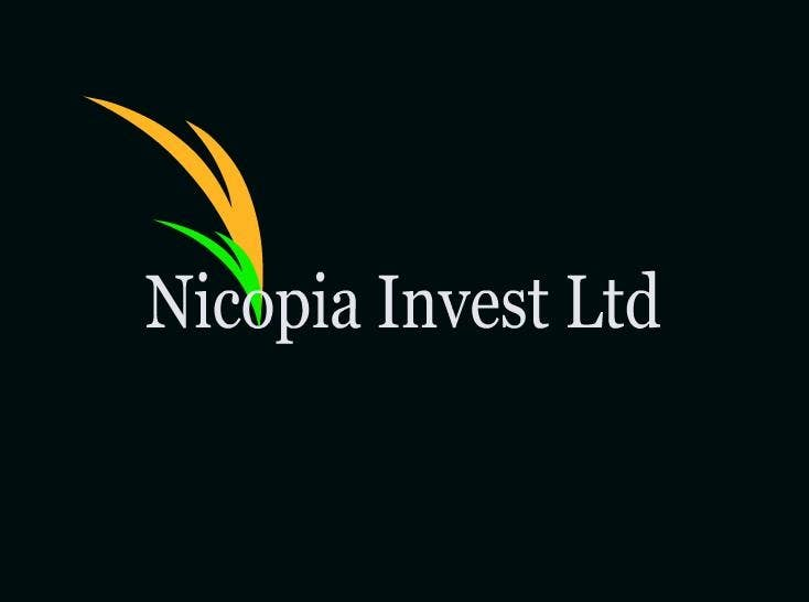 #7 for Designa en logo for Nicopia Invest Ltd by dodoycuex