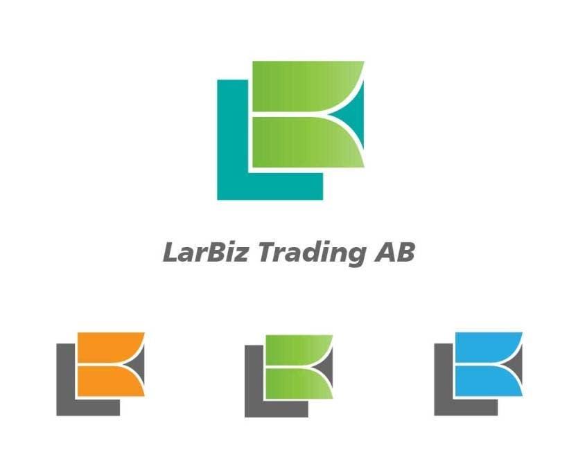 #20 for Designa en logo for LarBiz Trading AB by wahwaheng