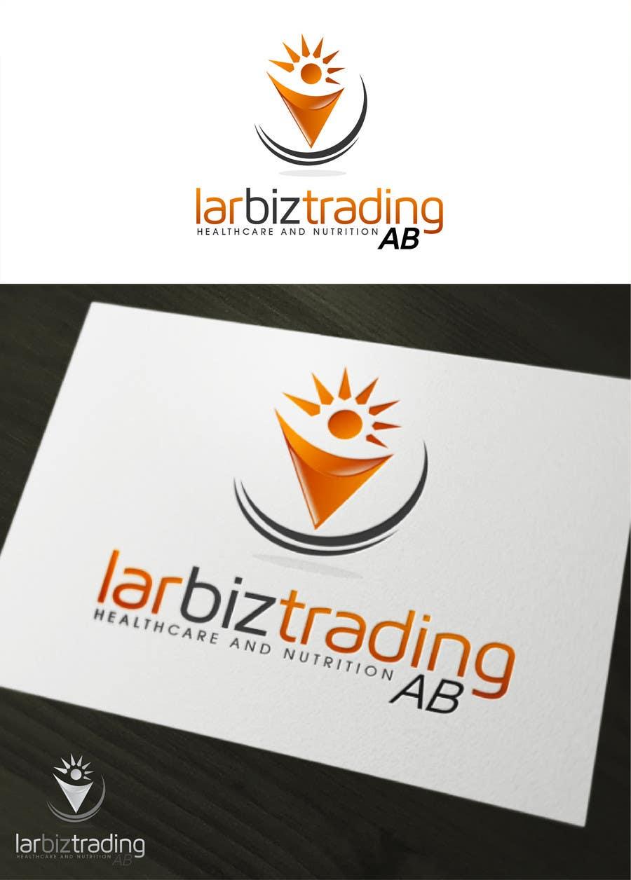 #18 for Designa en logo for LarBiz Trading AB by sbelogd