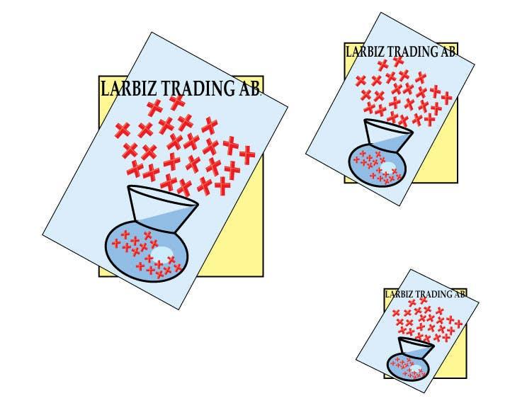 #7 for Designa en logo for LarBiz Trading AB by shashankrajwade3