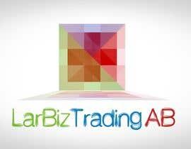 Nro 12 kilpailuun Designa en logo for LarBiz Trading AB käyttäjältä bunakiddz