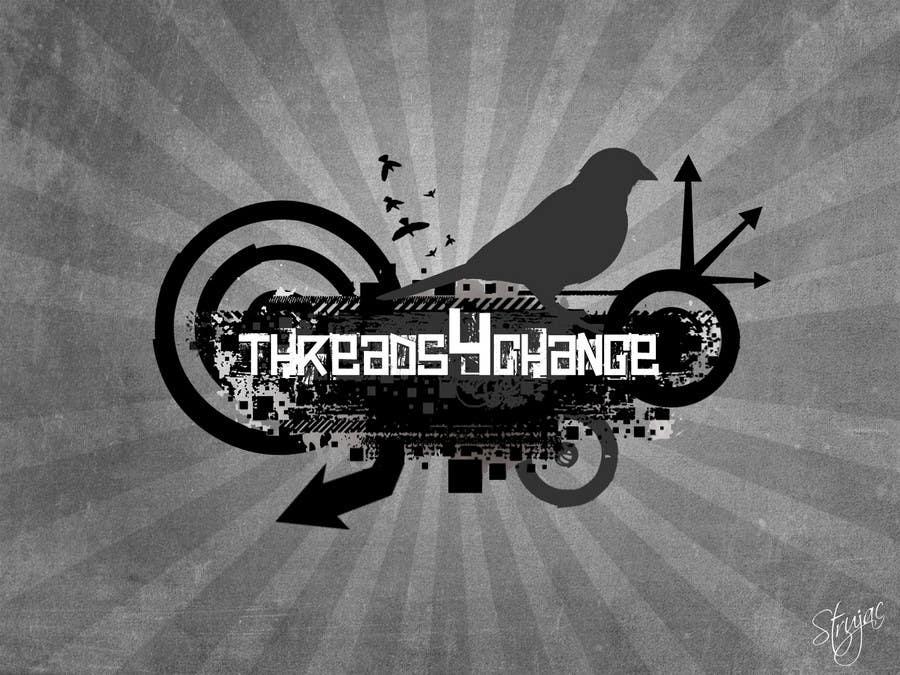 Konkurrenceindlæg #186 for Logo Design for Threads4Change
