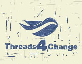 #198 dla Logo Design for Threads4Change przez ulogo
