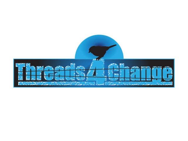 Kilpailutyö #179 kilpailussa Logo Design for Threads4Change
