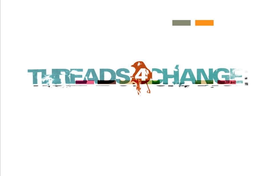 Конкурсная заявка №128 для Logo Design for Threads4Change