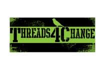 Graphic Design Конкурсная работа №169 для Logo Design for Threads4Change