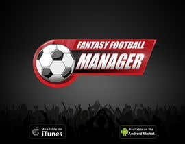 nº 4 pour Logo designer for Fantasy Football Manager software par poetotti