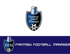#27 para Logo designer for Fantasy Football Manager software por alizainbarkat