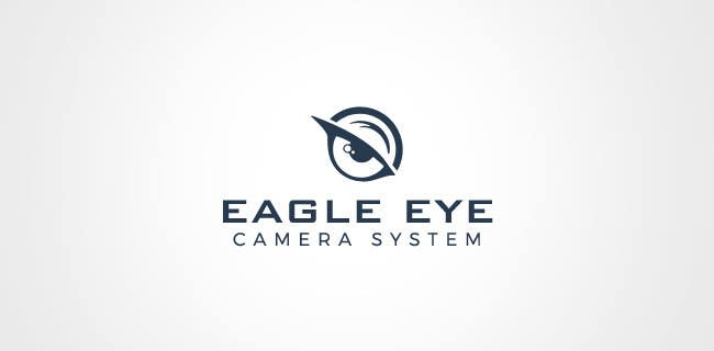 Entry #10 by DesignTown for Logo Design : Eagle Eye - Camera System
