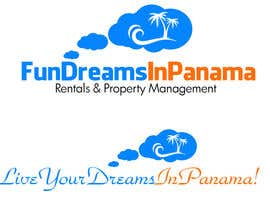 Krcello tarafından Design a Logo for Dreams In Panama Rentals & Property Management için no 21