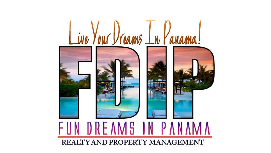 Proposition n°1 du concours Design a Logo for Dreams In Panama Rentals & Property Management